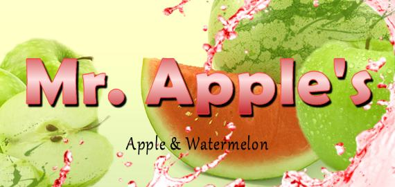 Apple Watermelon eliquid