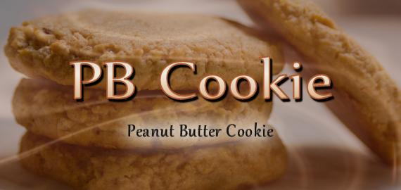Peanut Butter Cookie eliquid