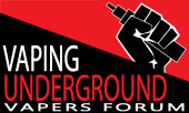 Find us at Vaping Underground