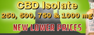 USA Made CBD Isolate